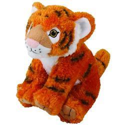 Tygr plyš ECO, střední 28cm