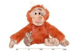 Opice plyš 20cm