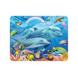 Magnet 3D 7x9cm - delfíni (25)