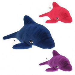 Delfín plyš 40cm, 4druhy