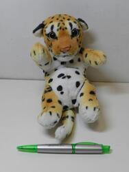 Leopard na zádech 20cm (130/karton) - 1