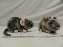 Myš plyš 16cm