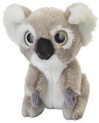 Koala sedící plyš 20cm, velké oči(6ks/bal)