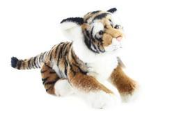 Tygr hnědý mládě plyš 47cm