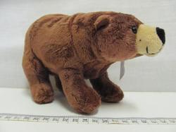 Medvěd hnědý plyš 19cm(6)