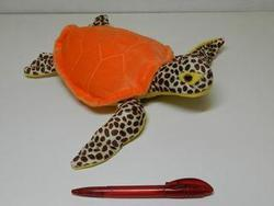 Mořská želva plyš 26cm(6ks/bal)