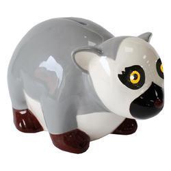 Pokladnička keramika - lemur 14cm