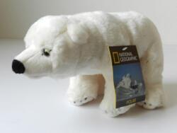 Lední medvěd NG plyš 25cm