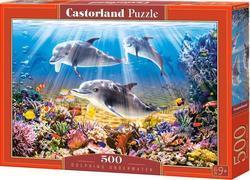 Puzzle delfíni 500dílků