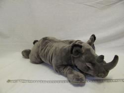 Plyš nosorožec 41cm