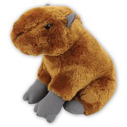 Kapybara sedící plyš 21cm