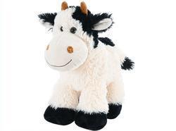 Kráva plyš 28cm