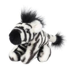 Zebra plyš 13cm