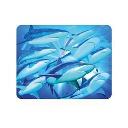 Magnet 3D 7x9cm - žraloci (25)