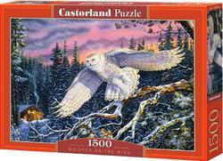 Puzzle sova 1500dílků