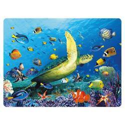 Pohlednice 3D 16cm - korálový útes (25)