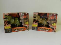 T-Rex na baterie, zvuk, pohyb, 30cm, 2dr RP-0,22Kč