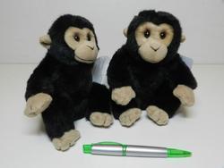 Šimpanz plyš 16cm