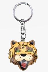 Přívěšek dřevo - tygr hlava (6)