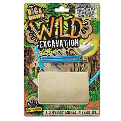 Vykopávka safari, na kartě 23x15cm (24)