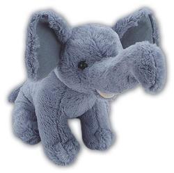 Slon sedící plyš 28cm