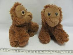 Orangutan plyš sedící 14cm