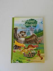 Kniha Pohádky o zvířatech - Sova a sysel