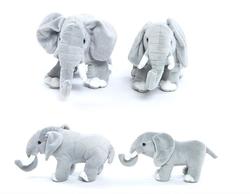 Slon plyš 25cm
