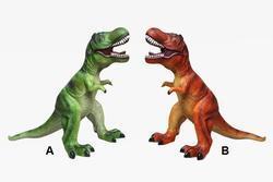 T-Rex měkký plast 43cm, 2dr