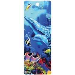 Záložka 3D 15,5x5,7cm - delfíni