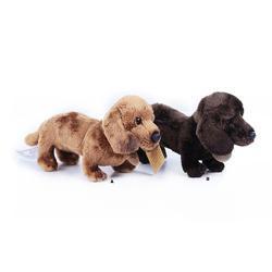 Pes jezevčík plyš 19cm, 2druhy (2)