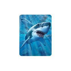 Magnet 3D 7x9cm - žralok bílý (25)