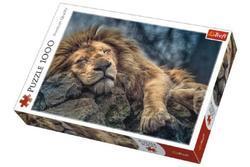 Puzzle Spící lev 1000díků v krabici (6)