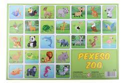 Pexeso ZOO ilustrované