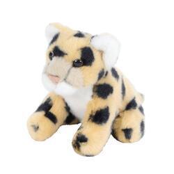 Leopard plyš 13cm