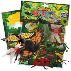 Hmyz plast set 6ks v sáčku (12)