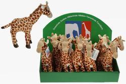 Žirafa plyš 24cm (6)