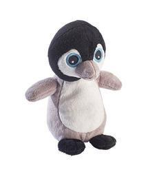 Tučňák mládě plyš 19cm, vyšívané oči