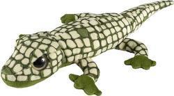 Mlok zeleno-béžový plyš 40cm(6ks/bal)