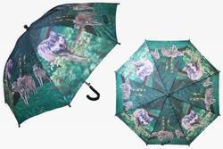Deštník dětský 65cm - vlci (12)