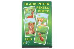 Černý Petr les