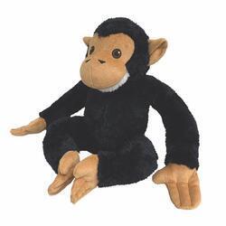 Šimpanz plyš ECO, střední