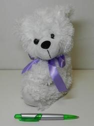 Lední medvěd plyš sedící 22cm