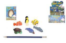Líhnoucí a rostoucí mořská zvířátka 6 druhů (12)