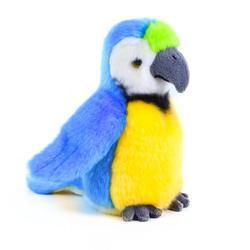 Papoušek modrý plyš 19cm