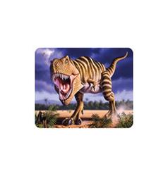 Magnet 3D 7x9cm - T-Rex hnědý (25)