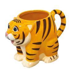 Hrnek keramický tygr