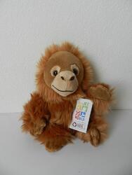 Orangutan plyš 20cm