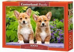 Puzzle pes 1000dílků