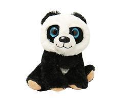 Panda sedící plyš 20cm, velké oči
